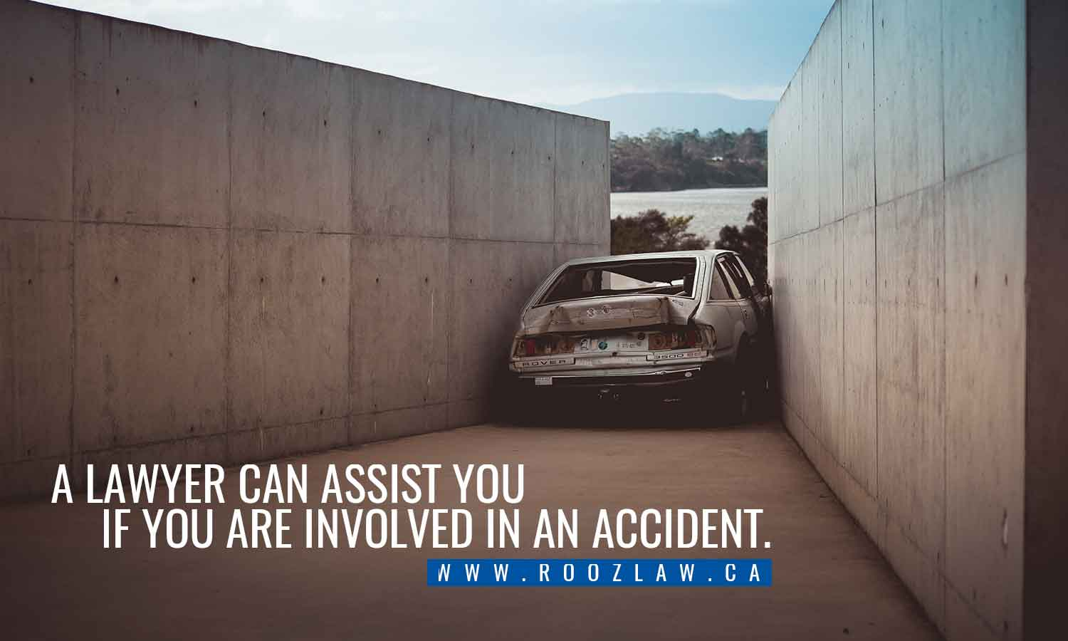lawyer assist involved accident