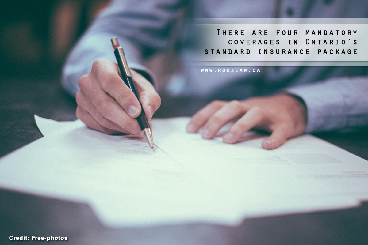 four mandatory coverage